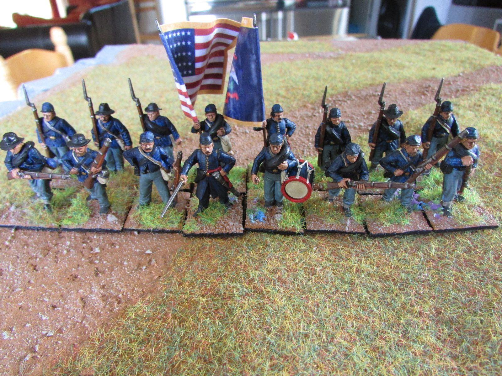 ACW 61th regiment New York Volunteers