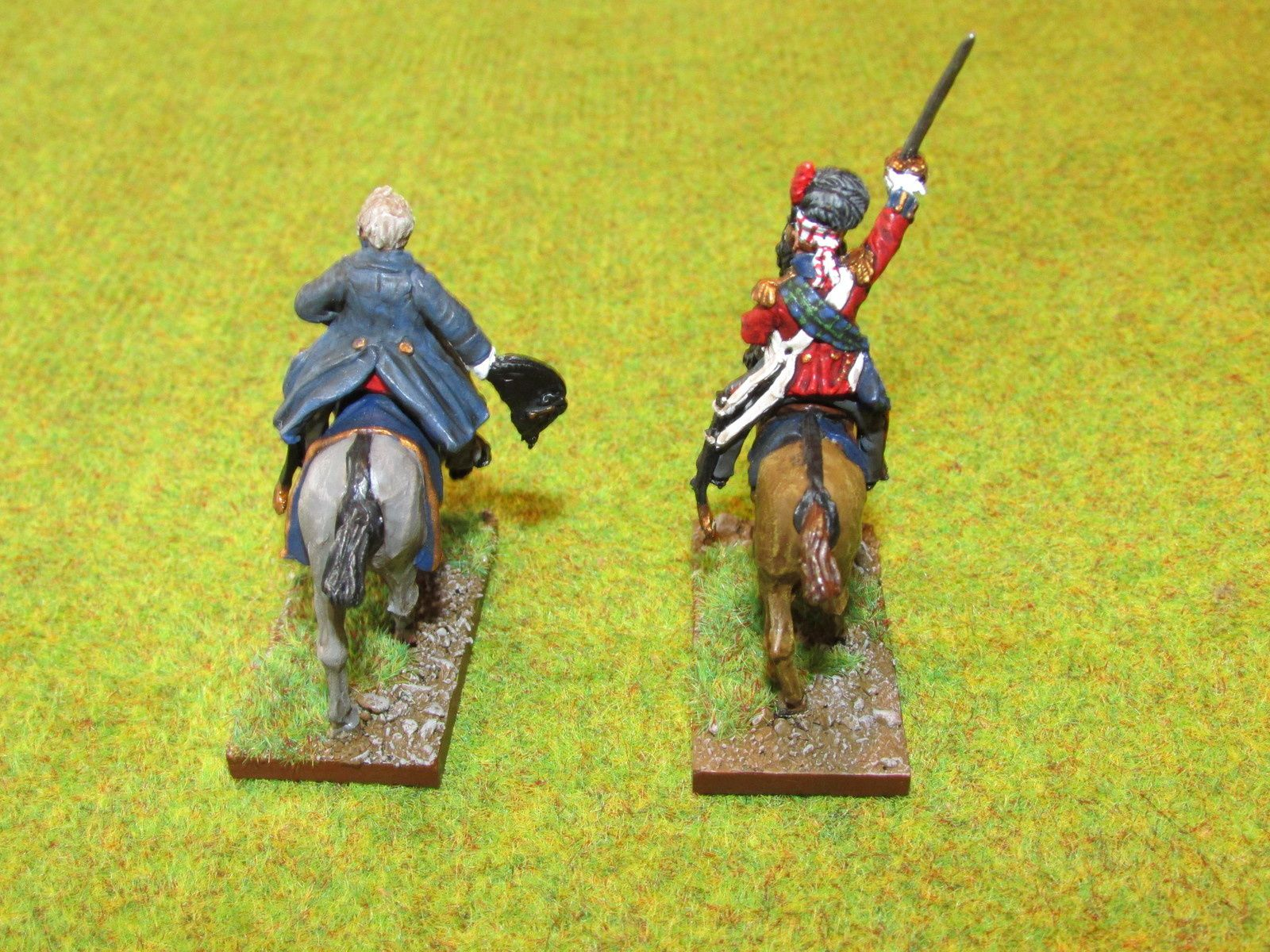 Sir D. Pack and Co perry miniatures