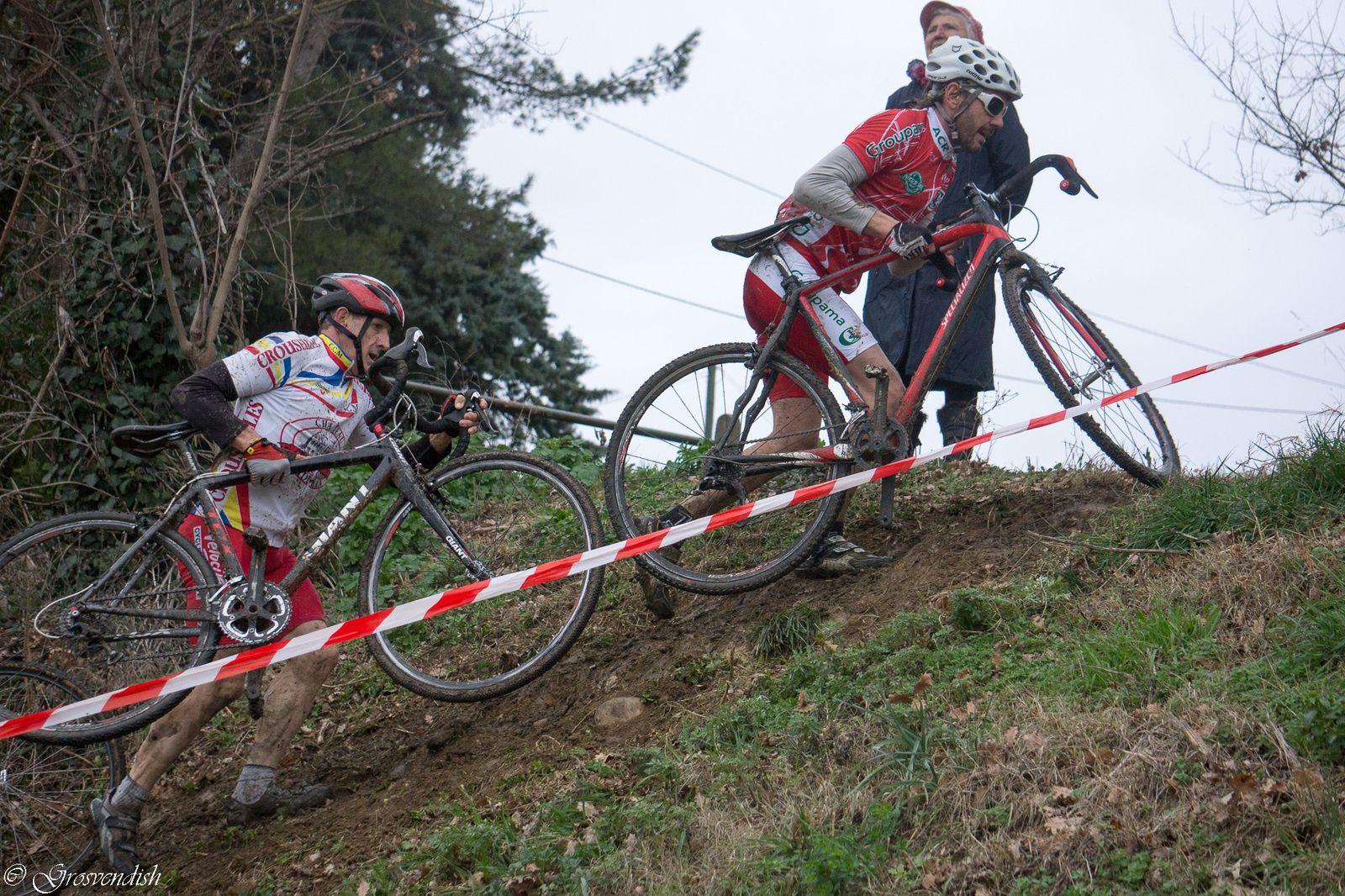 cyclocross régional : albums