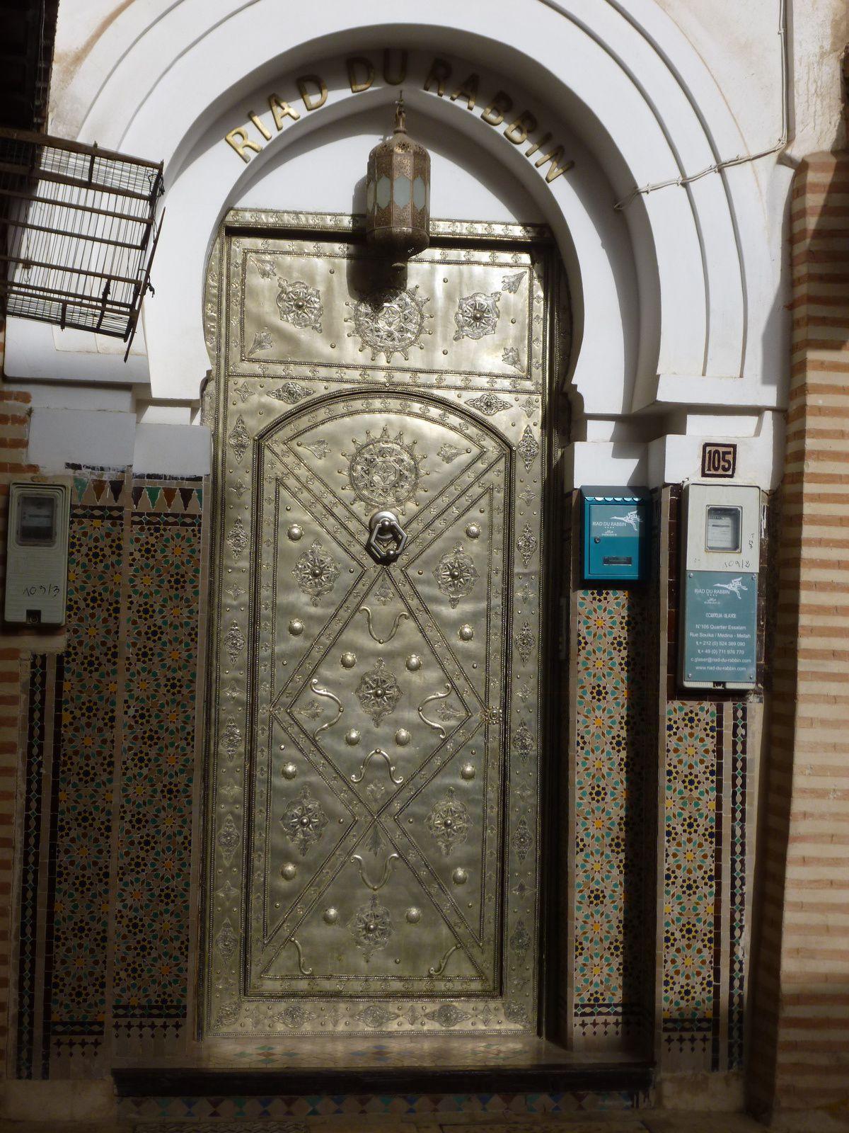 La citadelle et les fenêtres d'Essaouira