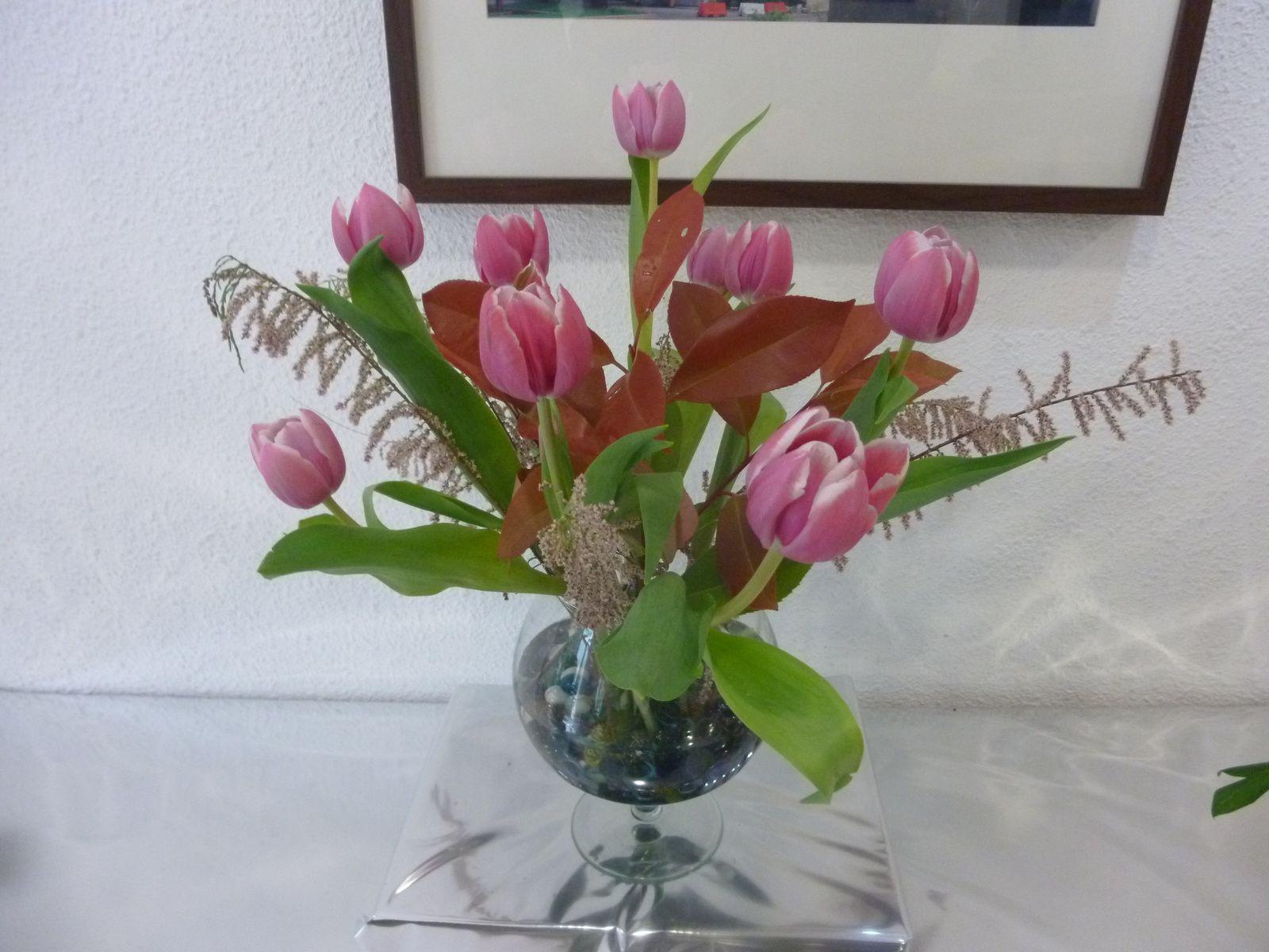 Deuxième expo florale Saint Paul de Varces