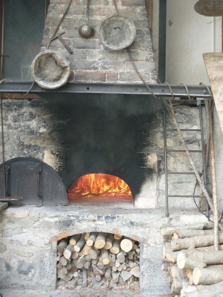 Four à pain St Paul de Varces