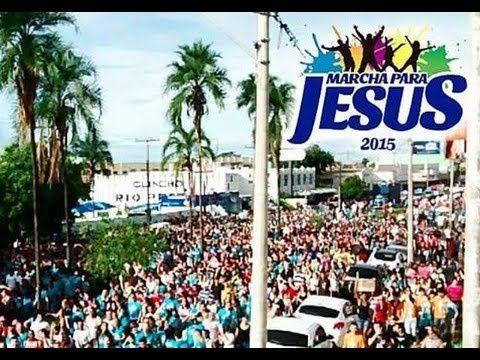 La Marche pour Jésus