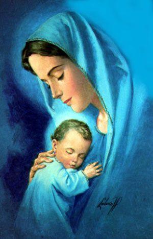 Solennité Sainte Marie, mère de Dieu
