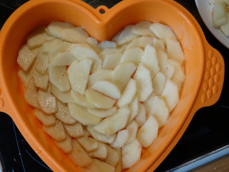 Cœur de poires