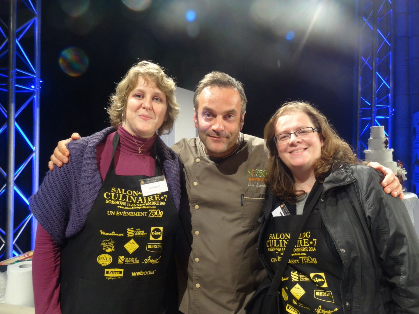 UN WEEK-END AU Salon du Blog Culinaire 7 SOISSONS (2 ème Partie)