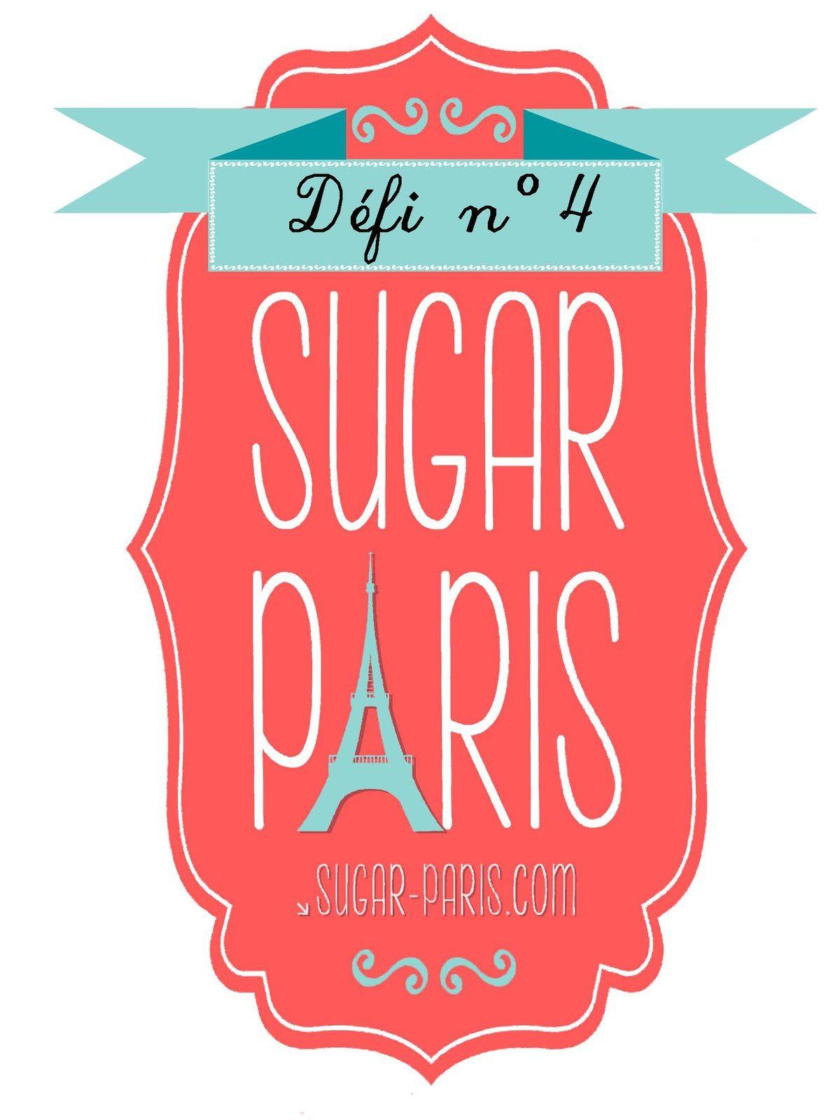 ONCE UPON A TIME SHREK ! : DÉFI N°4 SUGAR PARIS #3#