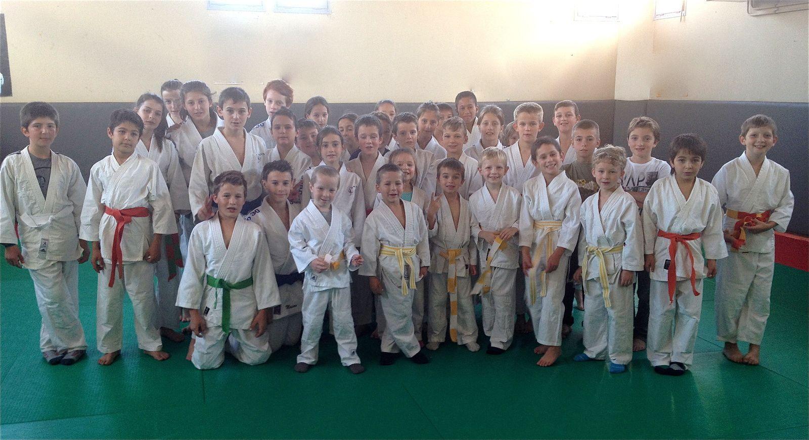 BAGNOLS JUDO : Stage Multi activités pour tous les judokas du judo30 durant les vacances