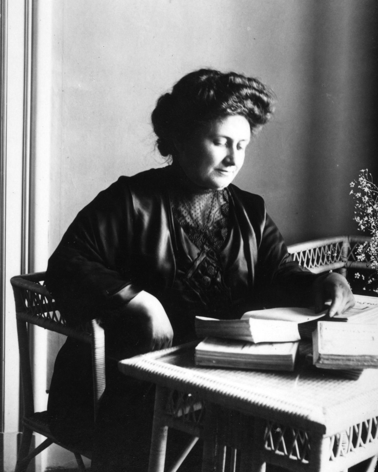 De l'influence possible de Maria Montessori sur la formation des adultes