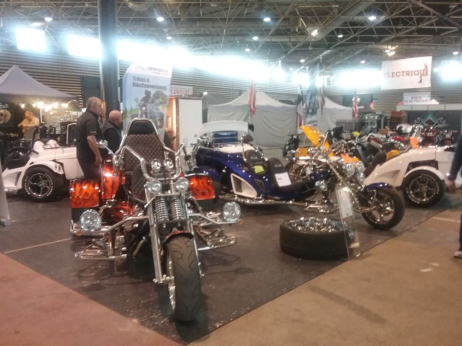 Salon de la moto a lyon l 39 allier trike 03 for Salon de la moto lyon 2017