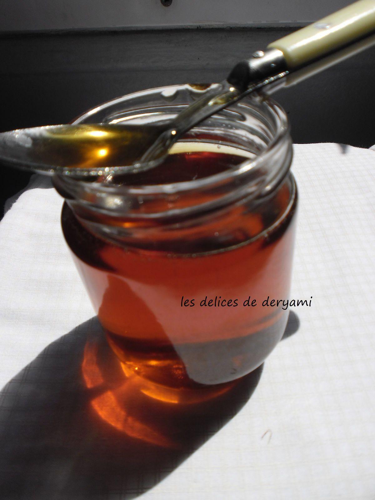 Caramel liquide (pour yaourt ,flan ,gateaux etc ...)