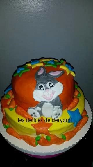 Gateau Bugs  Bunny