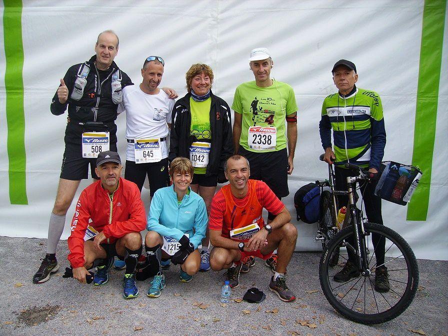 100 kms de Millau 2015