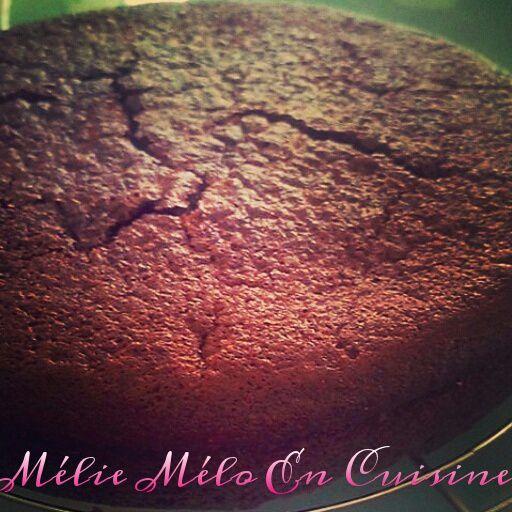 Le gâteau au Cho-Cola