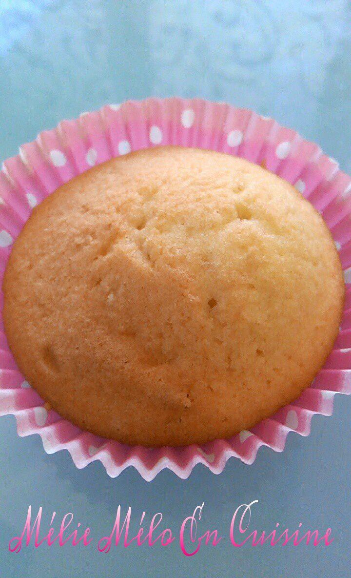 Cupcakes au nutella et au speculoos ( avec ou sans thermomix )