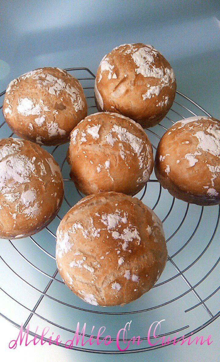 oeuf cocotte dans son pain ( avec ou sans thermomix )