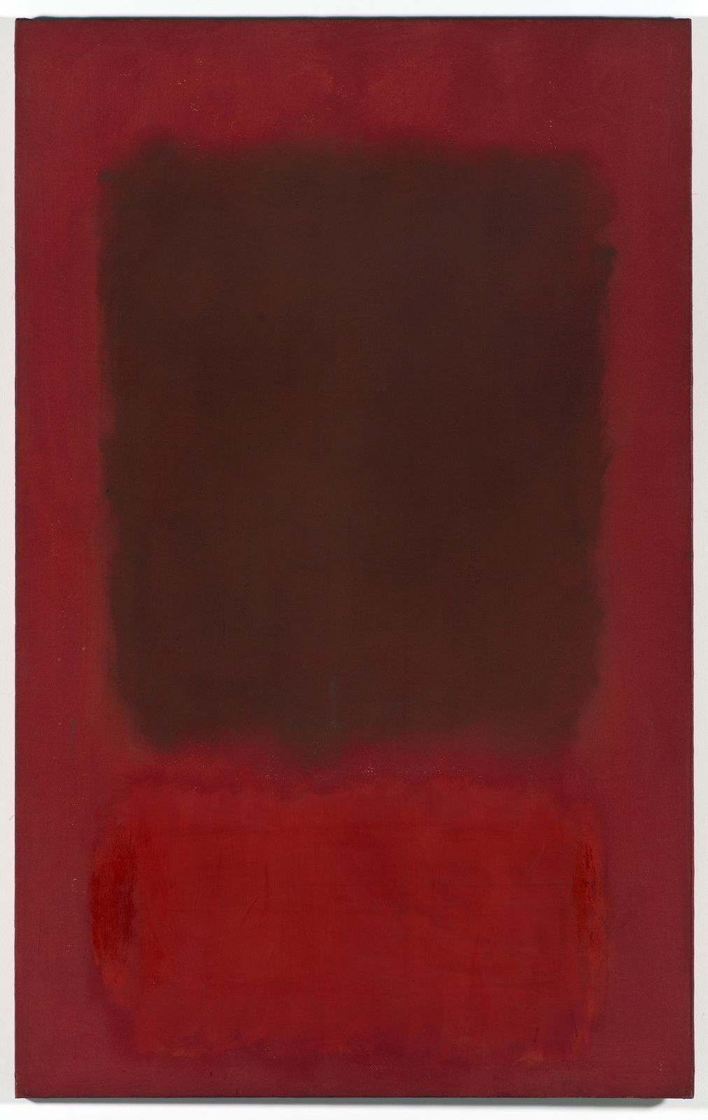 Mark Rothko (1903 - 1970). Red and Brown, 1957. Huile sur toile. 175, 26 x 109, 86 x 2, 54 cm. Los Angeles, The Museum of Contemporary Art, The Panza Collection © Kate Rothko Prizel & Christopher Rothko/ Artists Rights Society (ARS), New York, photo crédit Brian Forrest