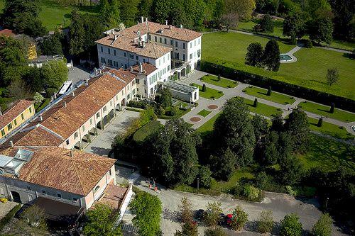Villa e collezione Panza, Varese © Giorgio Majno