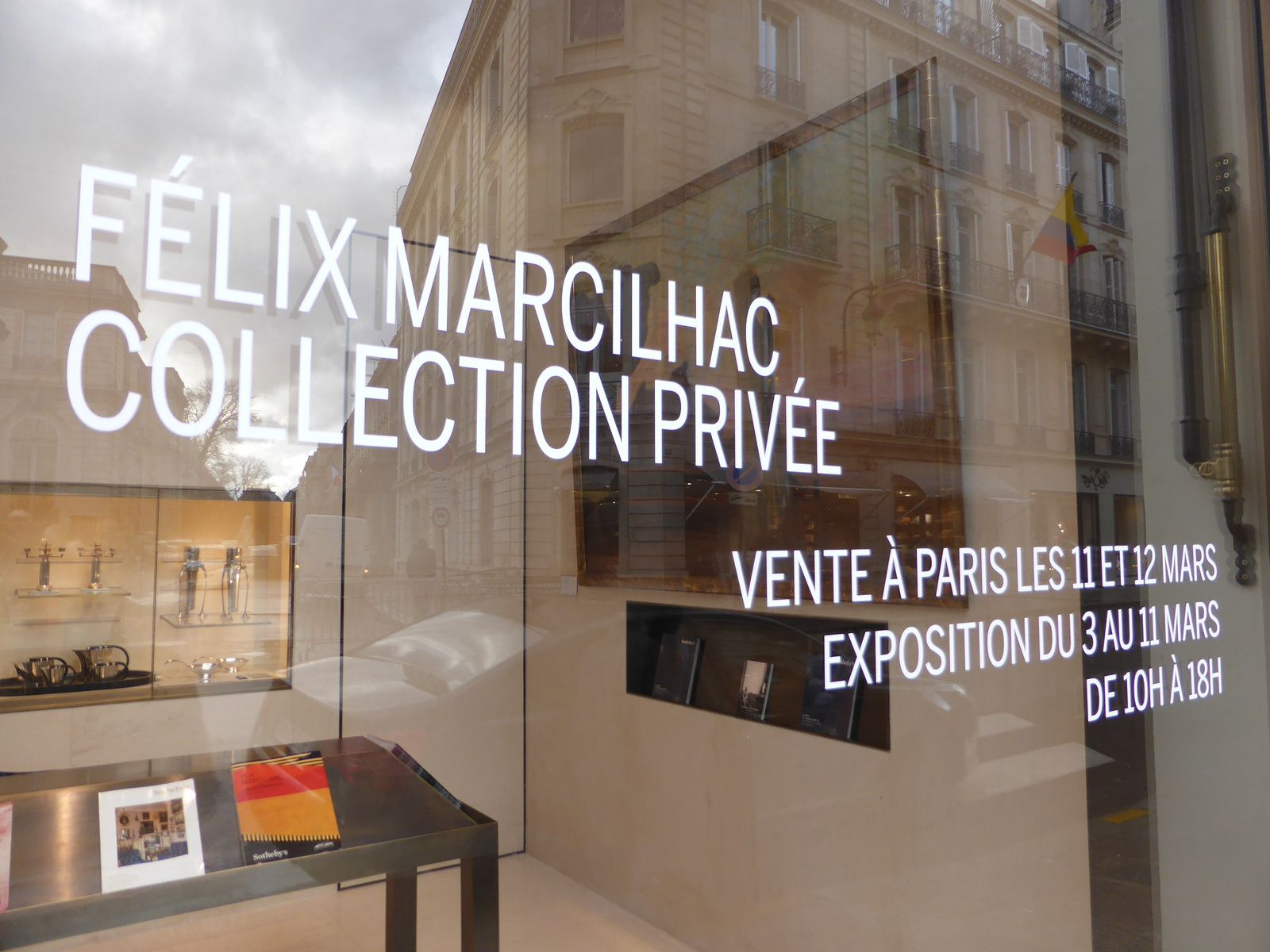 Vente Félix Marcilhac. Collection privée. Sotheby's Paris, mars 2014 © Photographie Gilles Kraemery's Paris