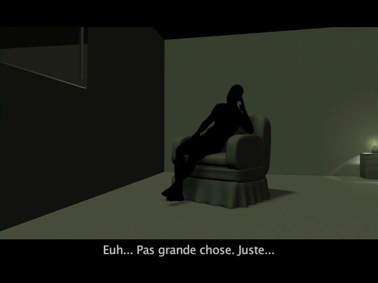 Oh Eun Lee. A Room, 2008. Vidéo animation numérique, couleur et son, 7' © D.R.