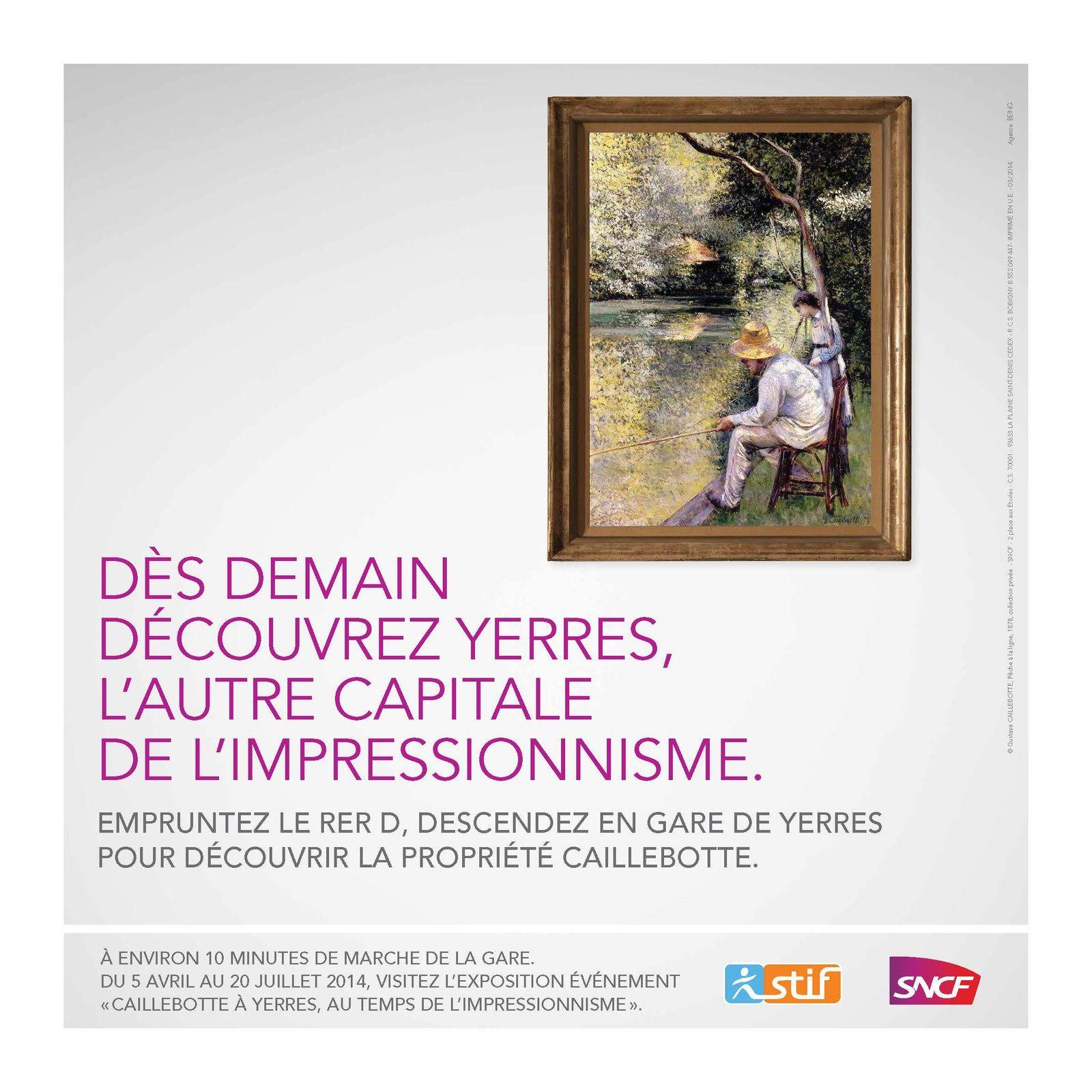 Gustave Caillebotte, Pêche à la ligne, 1878, huile sur toile, 157 x 117 cm. Collection particulière. Remerciements au Comité Caillebotte, Paris