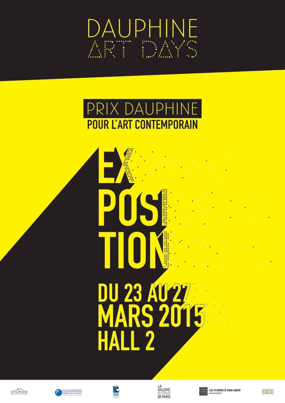 Les sélectionnés du Prix Dauphine pour l'art contemporain 2015 dévoilés