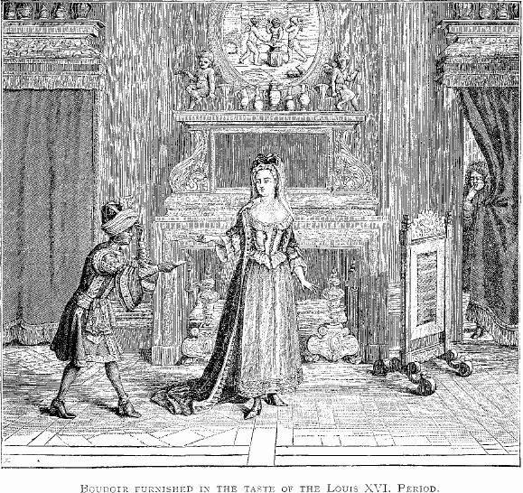 Histoire du boudoir
