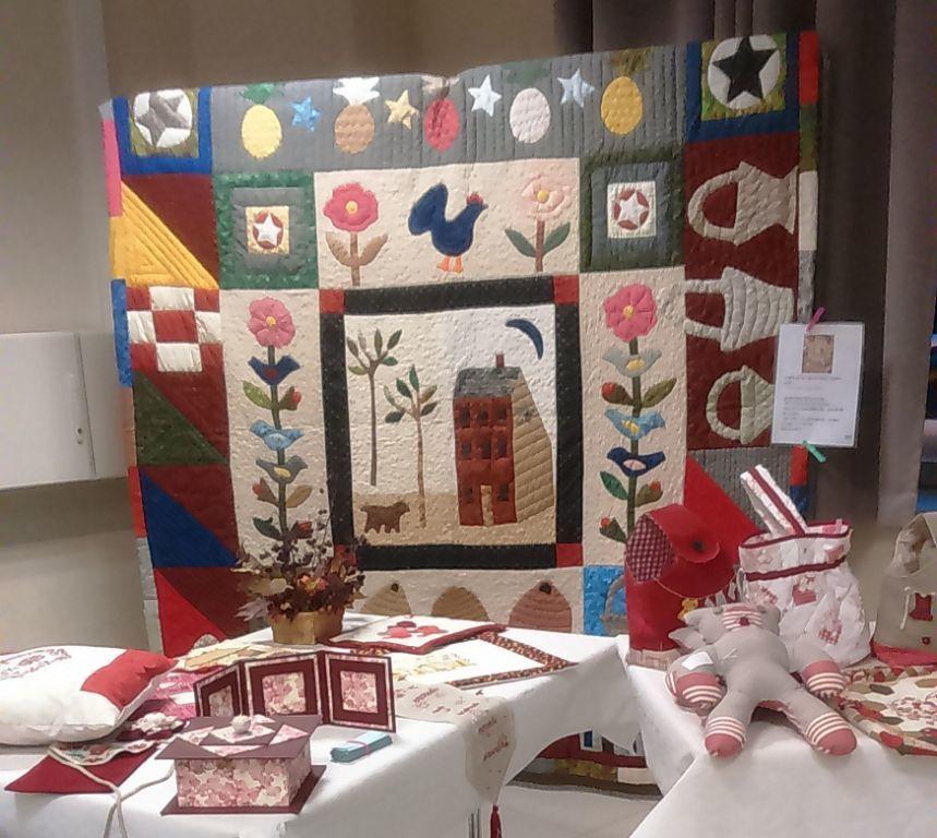 Exposition  - L'Atelier Loisirs Créatifs de Bazeilles