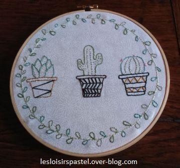 Les cactus de Perrine