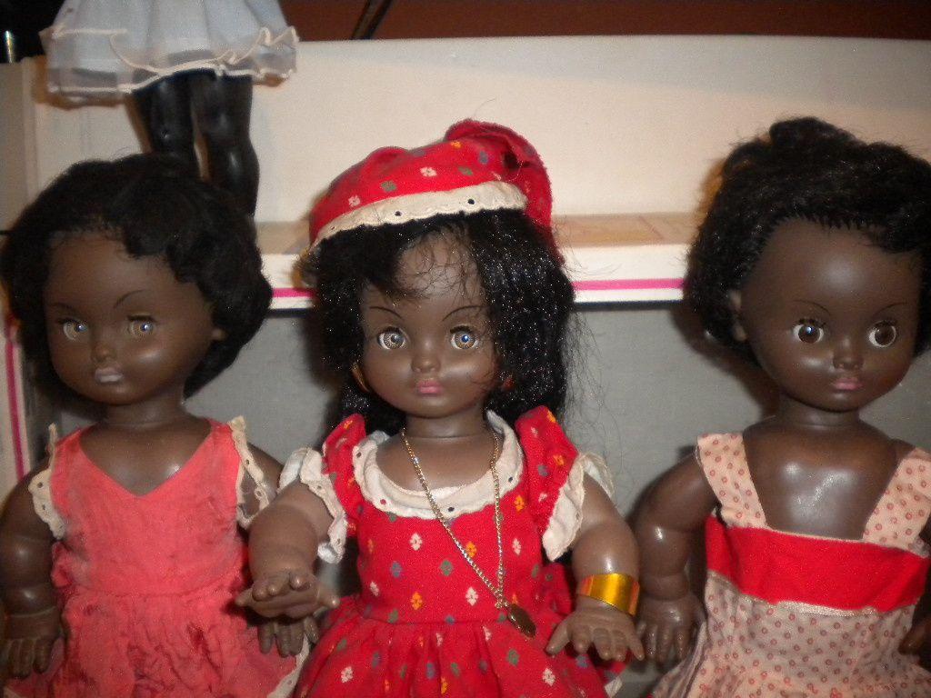 """mes petites poupées"""" Bella"""" années50/60"""
