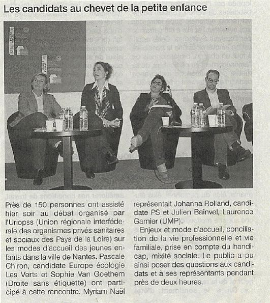 Ouest France - 31-01-2014