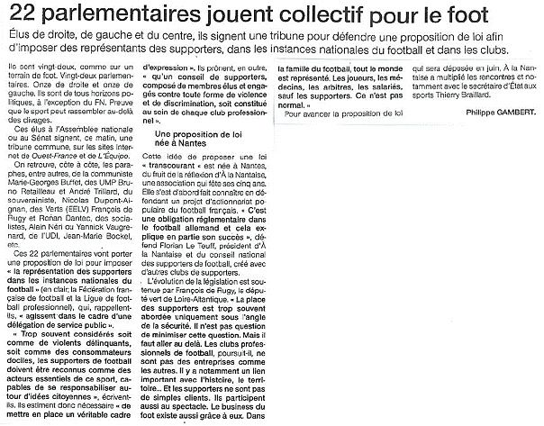 Ouest France - 04-05-2015