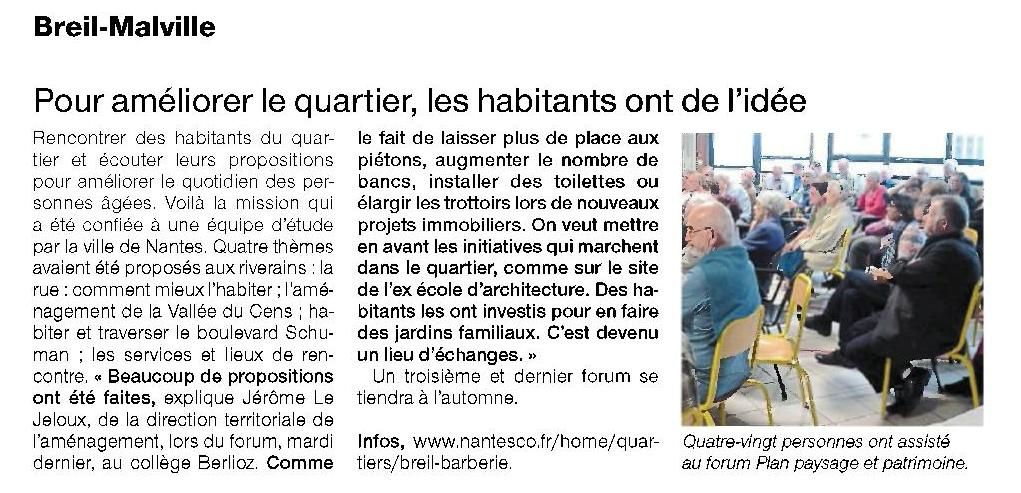 Ouest France - 04-07-2016
