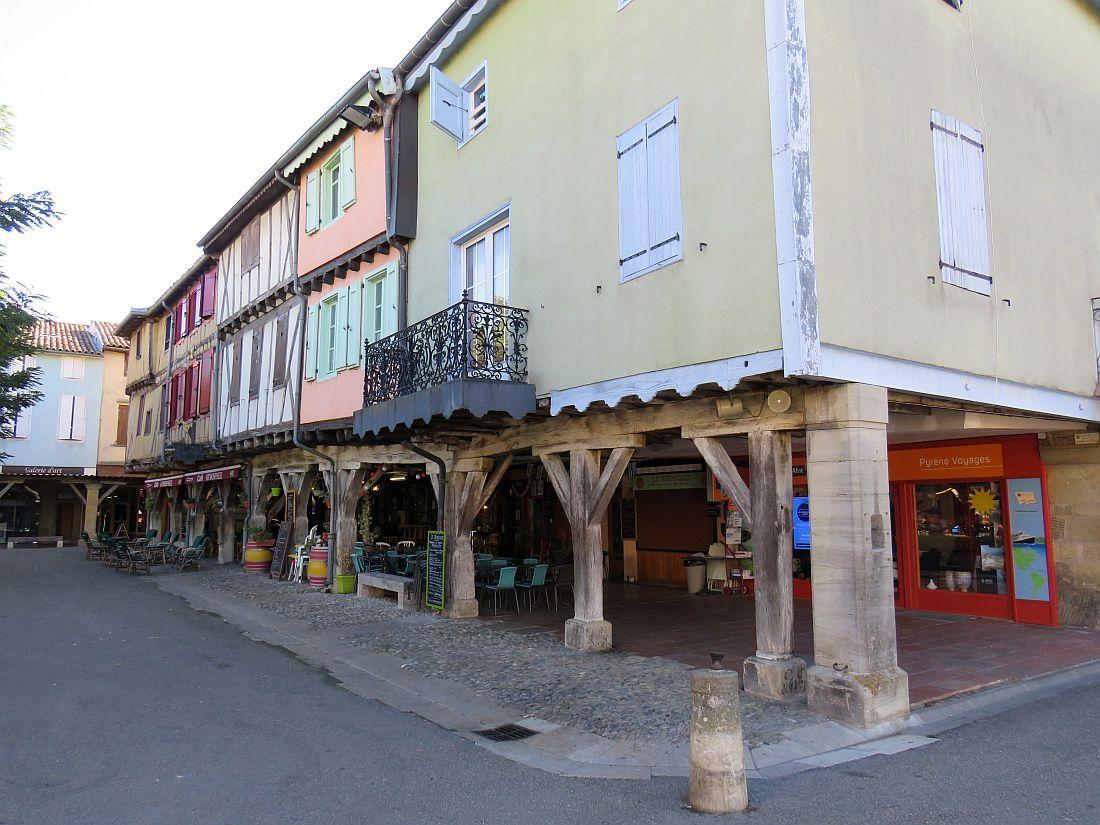 Mirepoix un site remarquable de l'Ariège