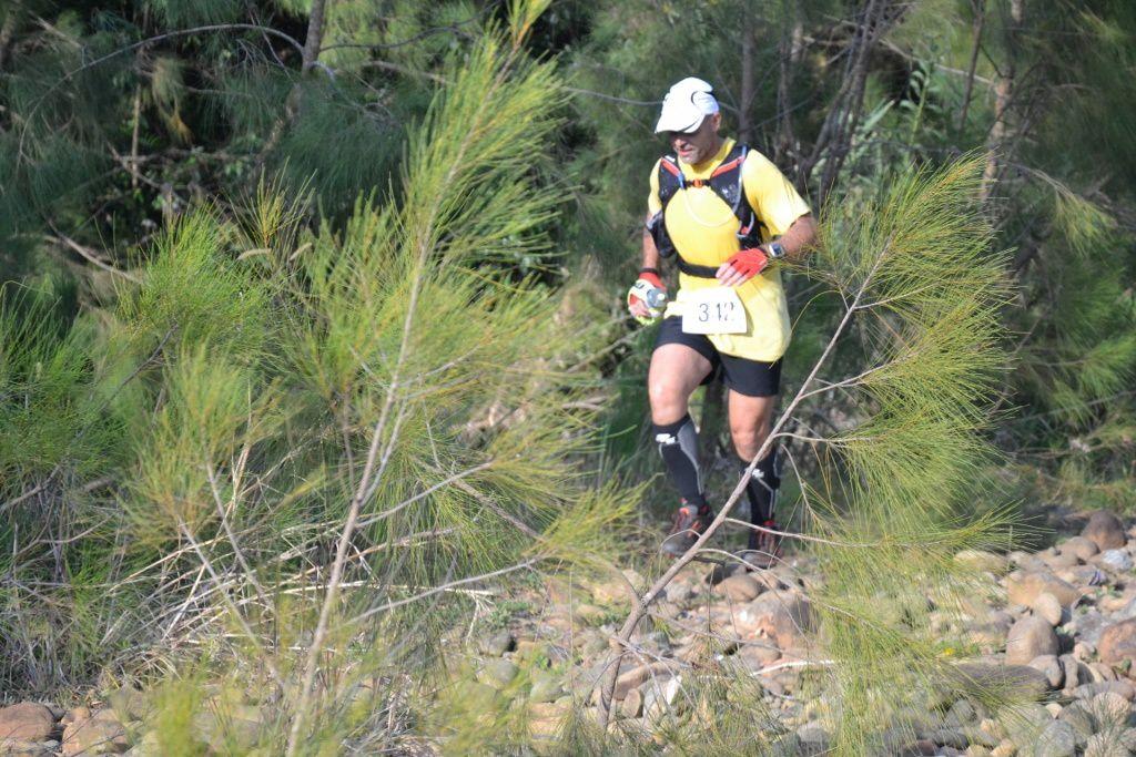 M97 Trail de Koé le 04 mai 2014