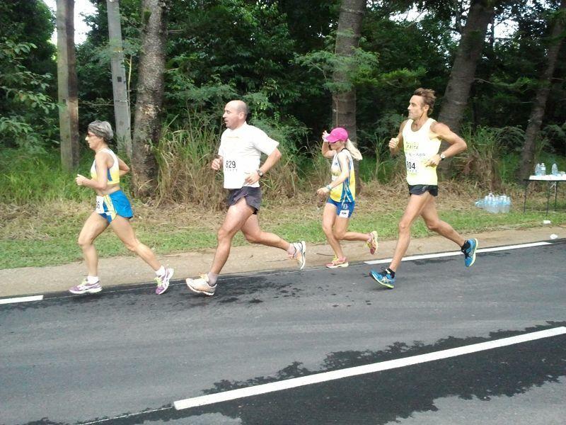 &quot&#x3B;La Nondoué&quot&#x3B;, championnats 10km de Nelle Calédonie