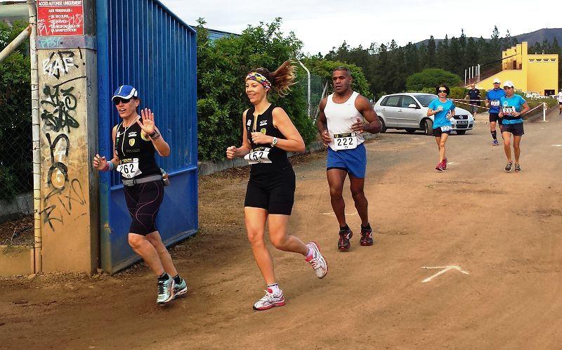 Championnats de semi-marathon de NC, 22 juin 2014