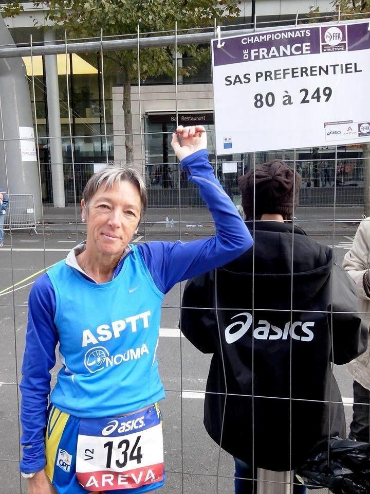 Championnats de France de semi-marathon – La Voie Royale – Saint-Denis (I-F)