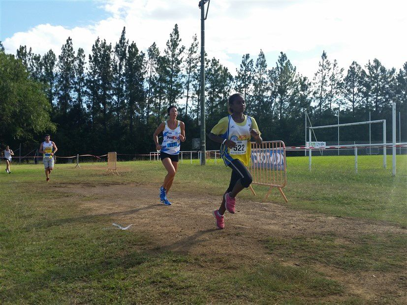 Relais 5x5km Païta le 15 novemvre 2014