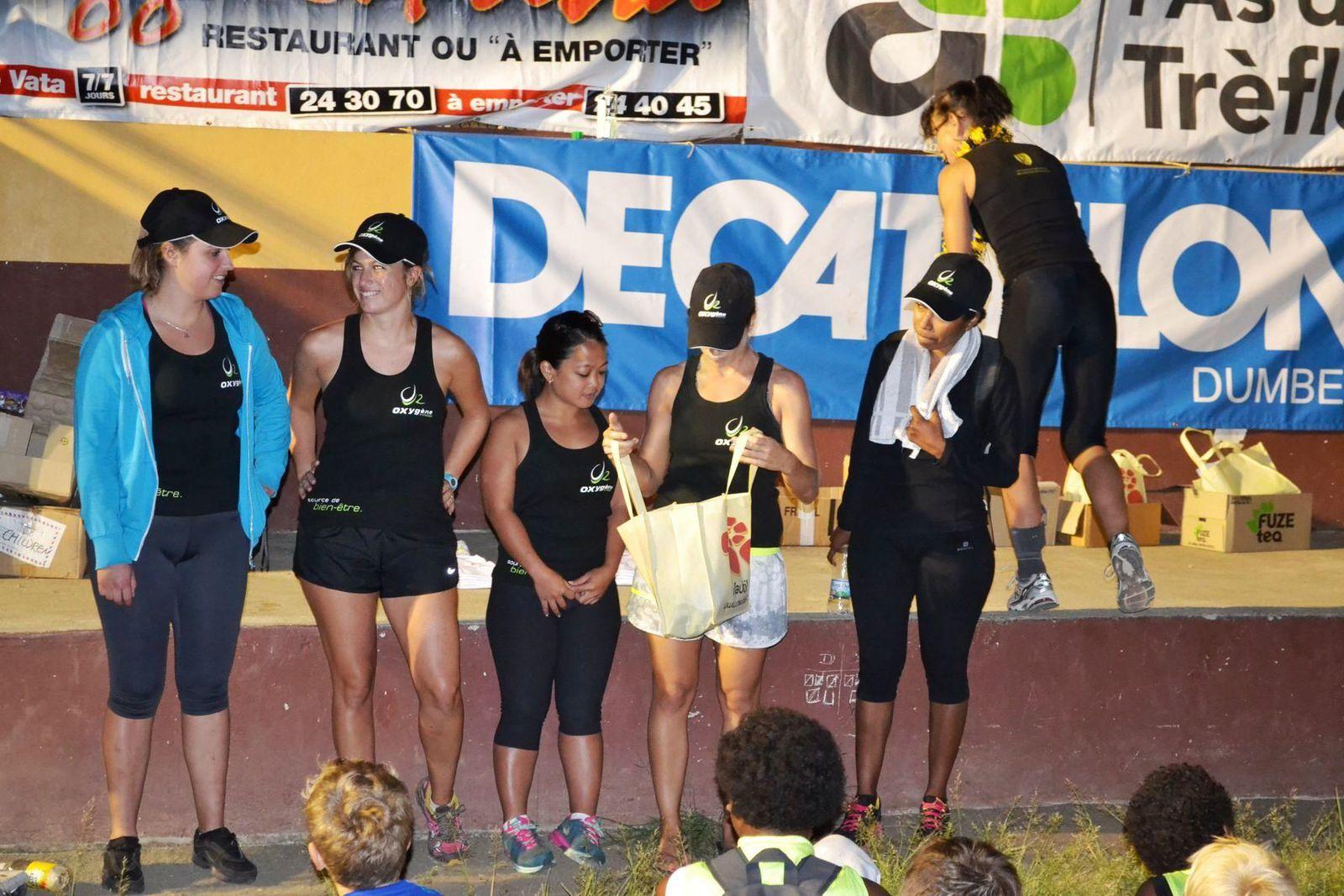M93 Relais 5x5km Païta, jeunes et podiums,le 15 novembre 2014 (2/2)