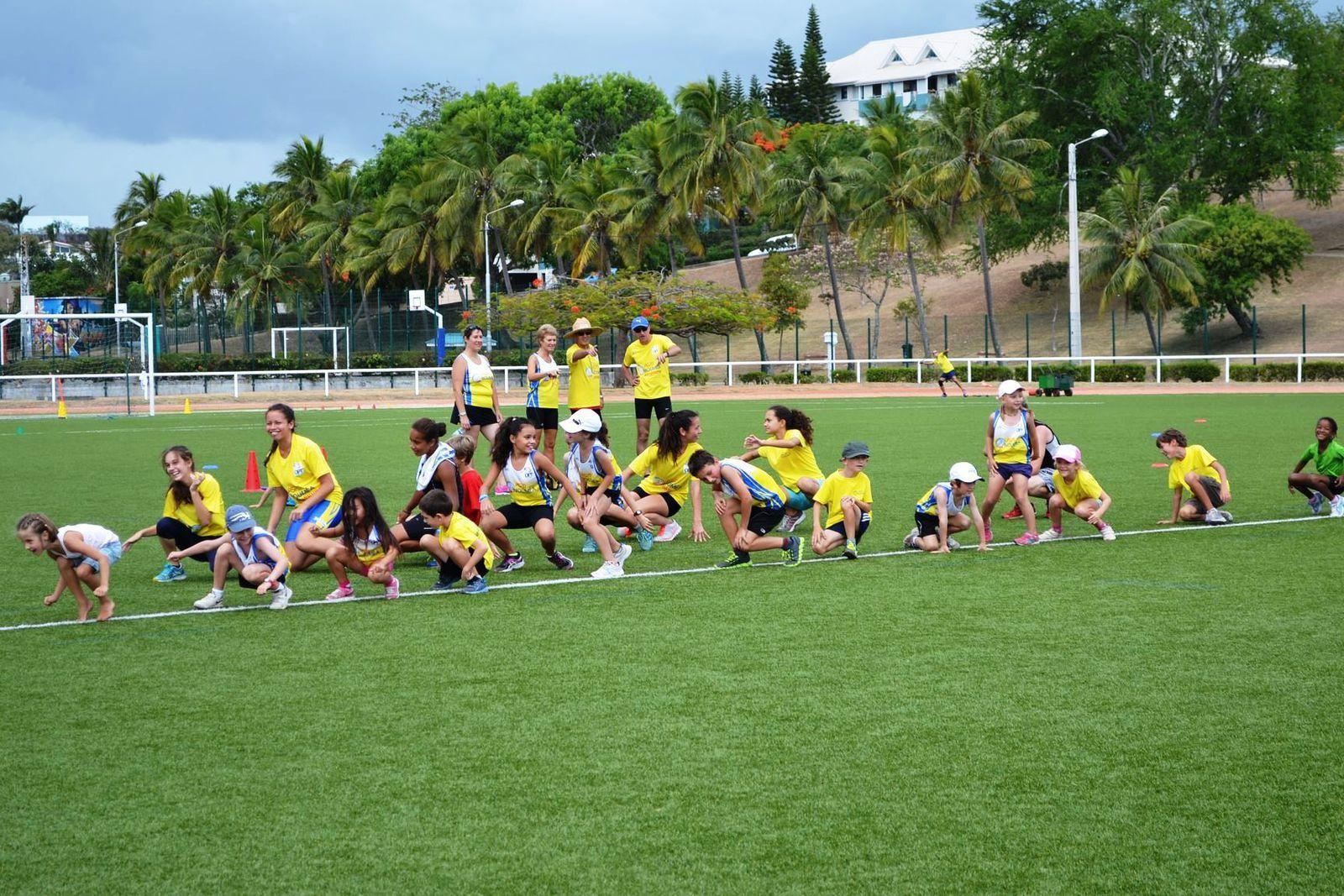 Dernier challenge jeunes ASPTT 2014