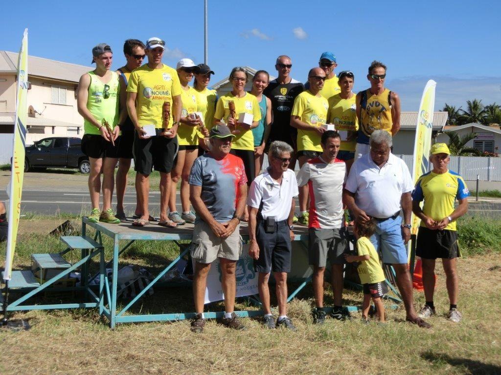 Chpt NC 10km ASPTT 100416 (Photos Laurent Brierre, Odile Huon)