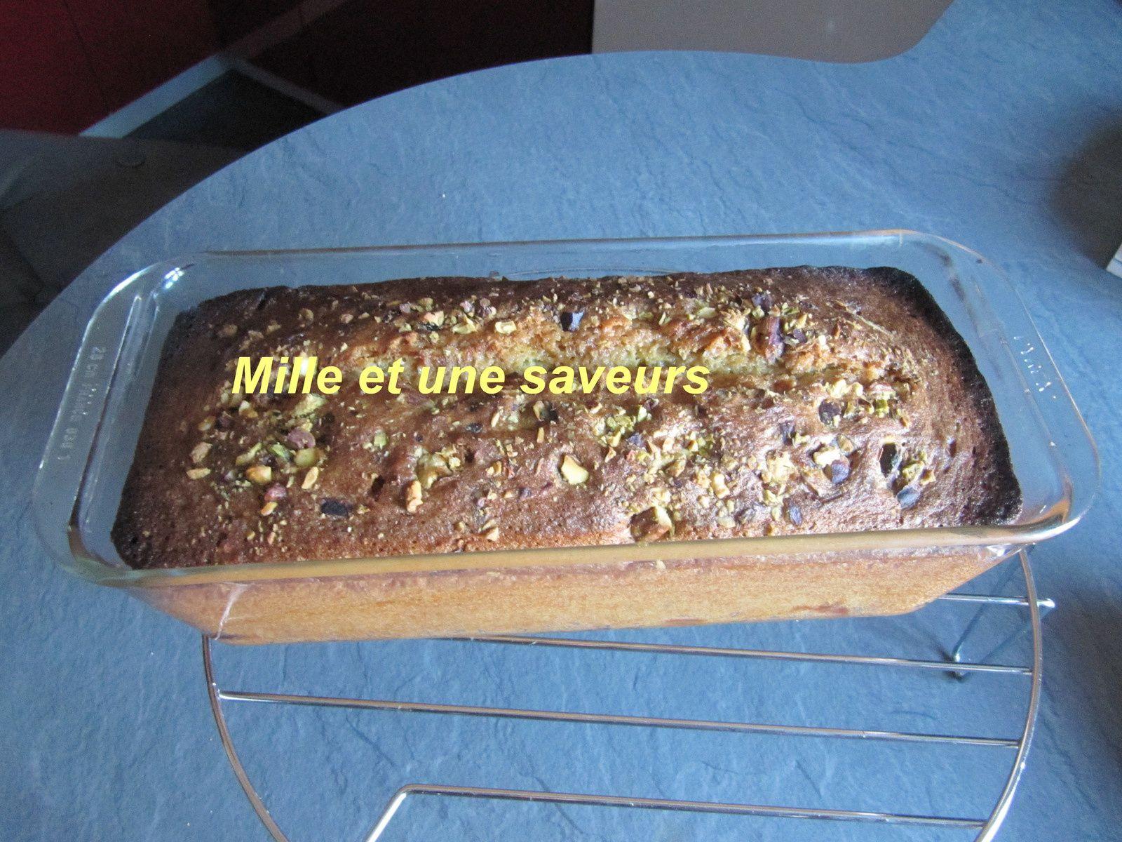 cake cuit, il ne reste plus qu'à le démouler