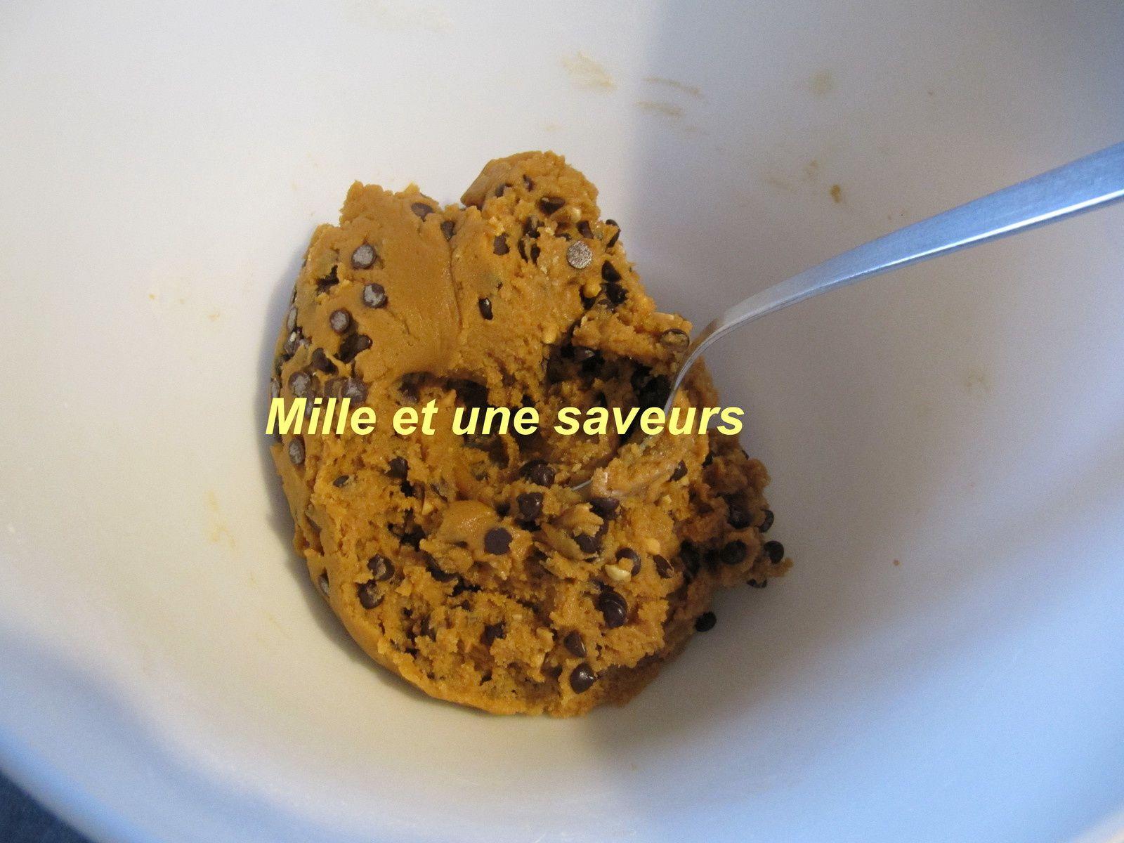 Cookies C. Felder chocolat et beurre de cacahuètes