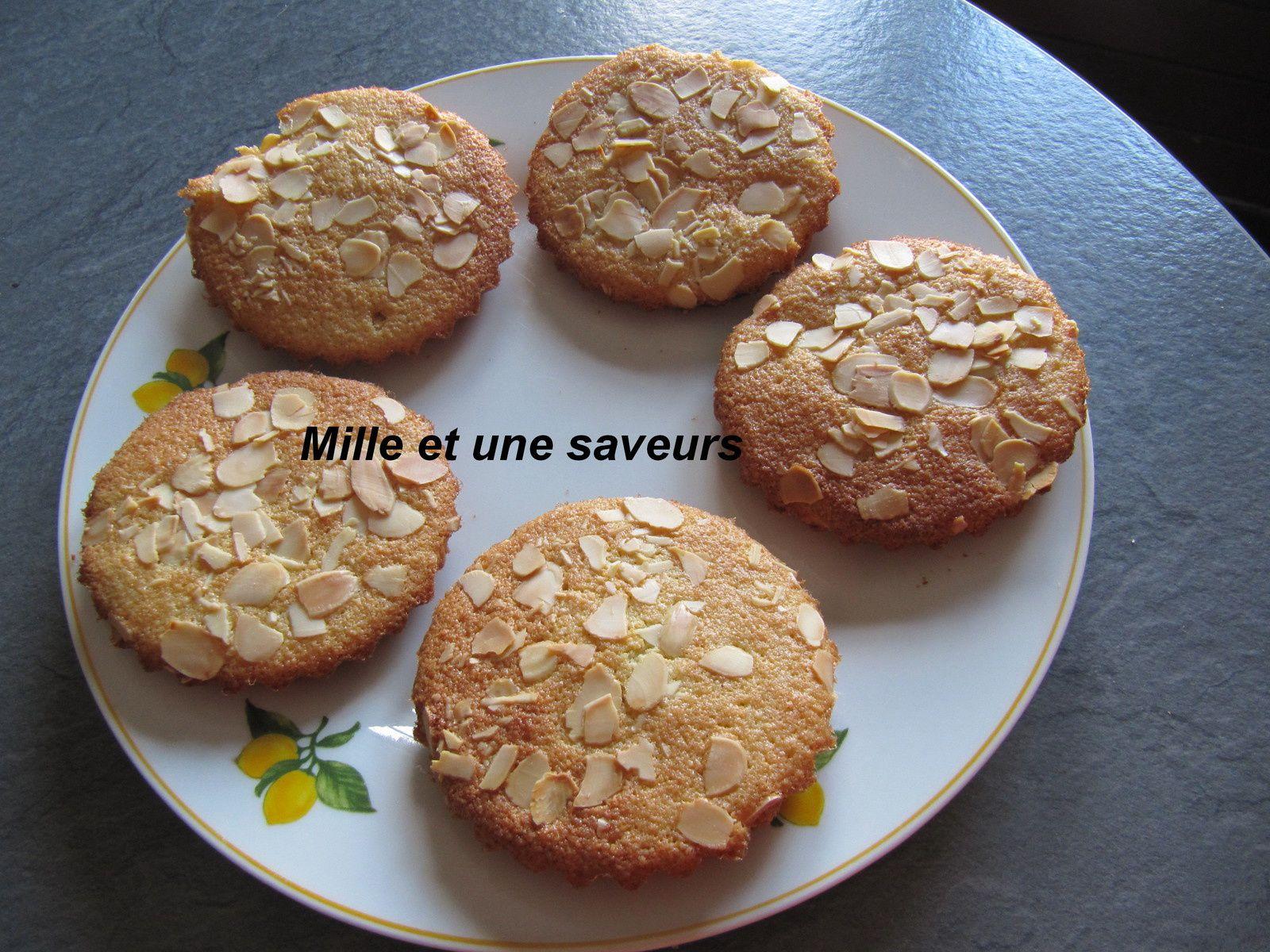 Le namandier, gâteau sans farine
