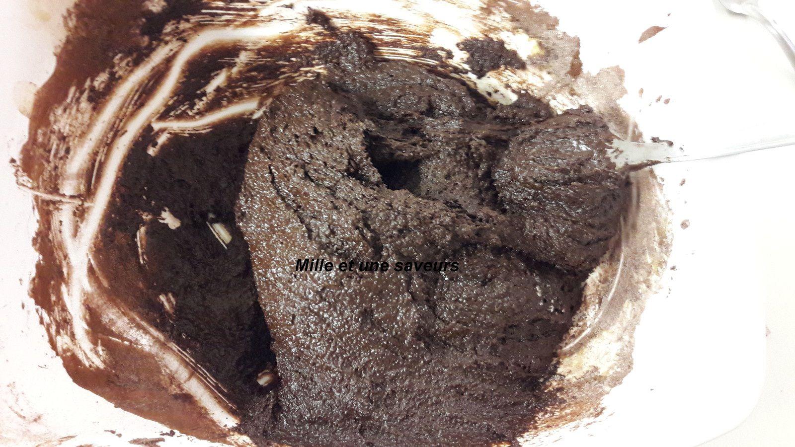 Cookies au chocolat noir de Chelsea
