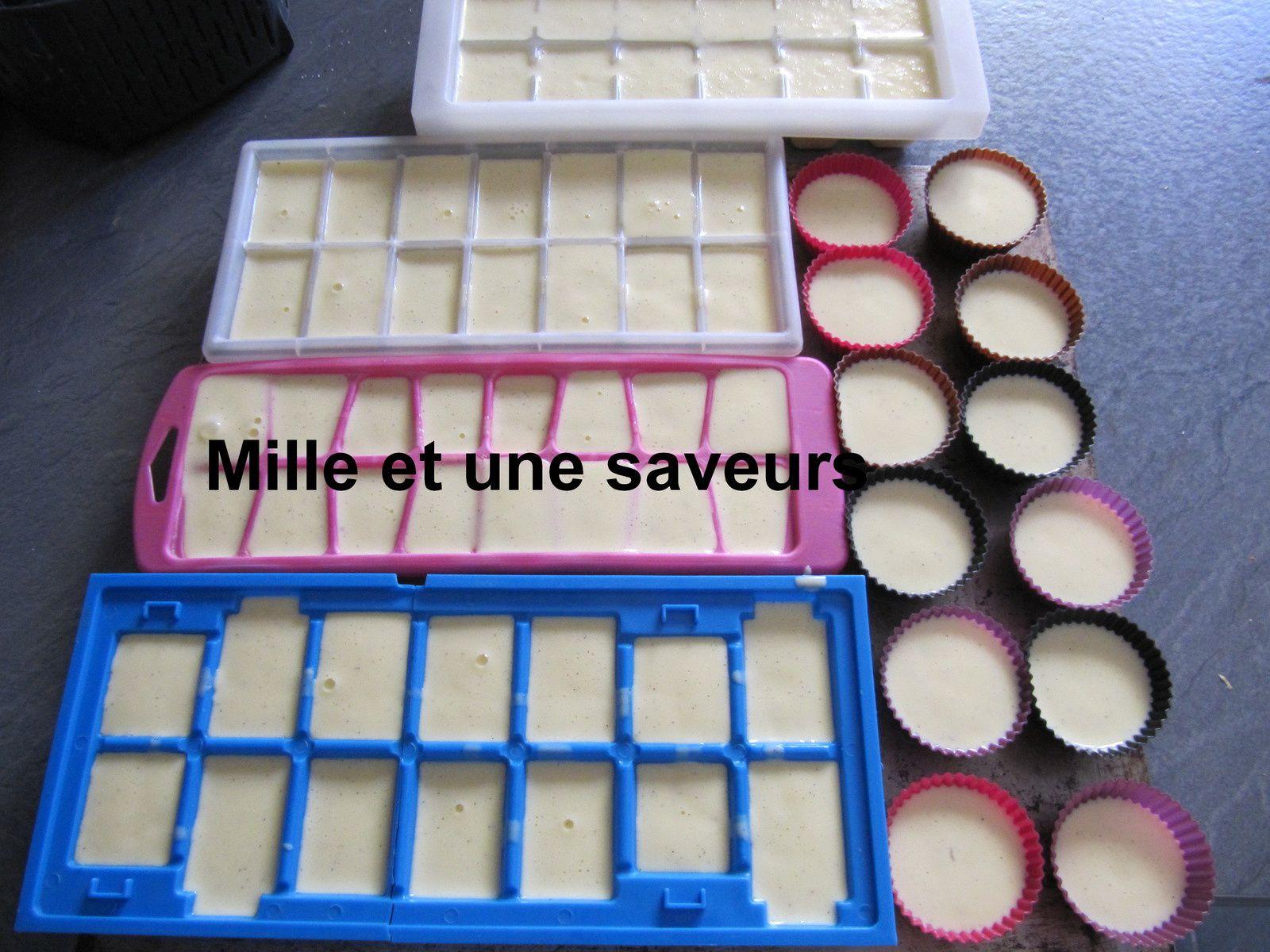 Crème glacée à la vanille au thermomix sans sorbetière