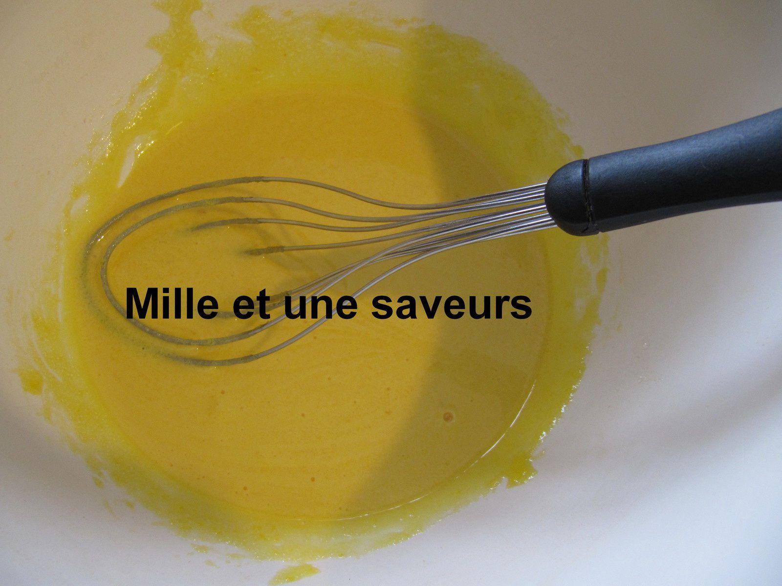 Gaufres à la levure chimique cuites au four