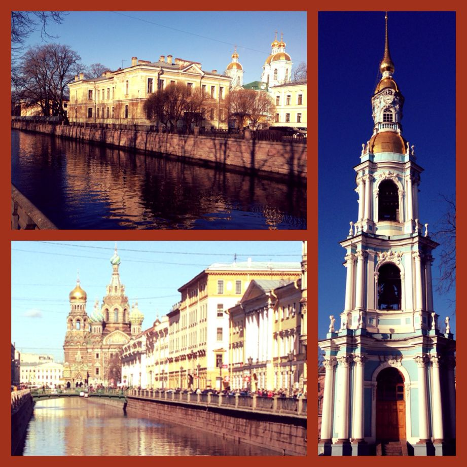 Courir a St Petersbourg