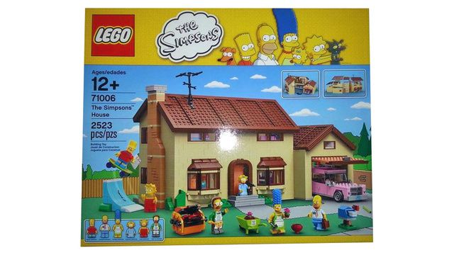 [GEEK] LEGO The Simpsons... &quot&#x3B;en vrai&quot&#x3B;